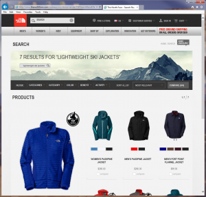 TNF-lightweight-ski-jackets