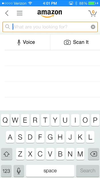 amazon-voice-search